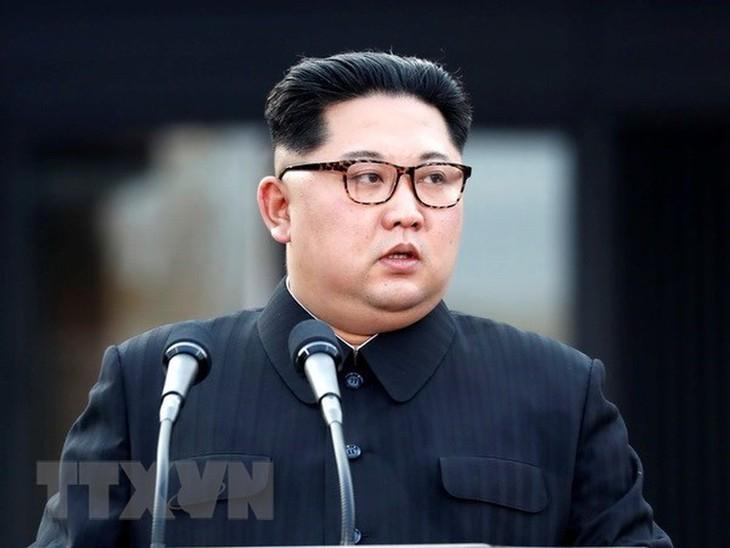 Kim Jong-un suspend les plans d'action militaire contre le Sud - ảnh 1
