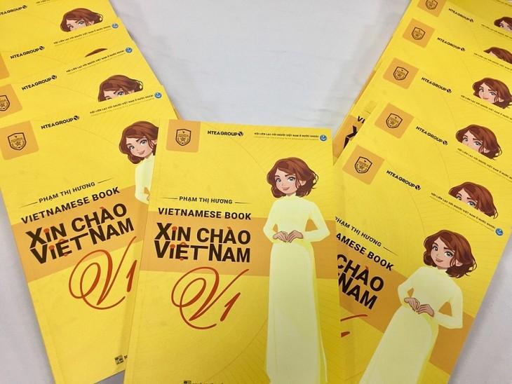 « Xin chào Viêt Nam », un nouveau manuel pour l'apprentissage du vietnamien - ảnh 1