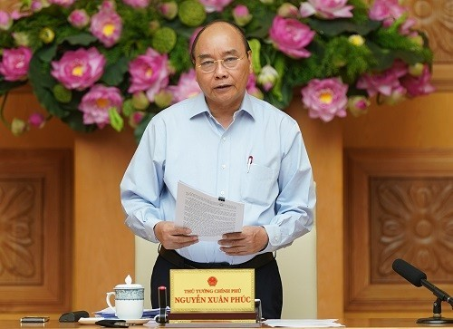 Nguyên Xuân Phuc fixe quatre objectifs pour les six prochains mois - ảnh 1