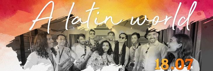 "Concert: ""A latin world""  - ảnh 1"