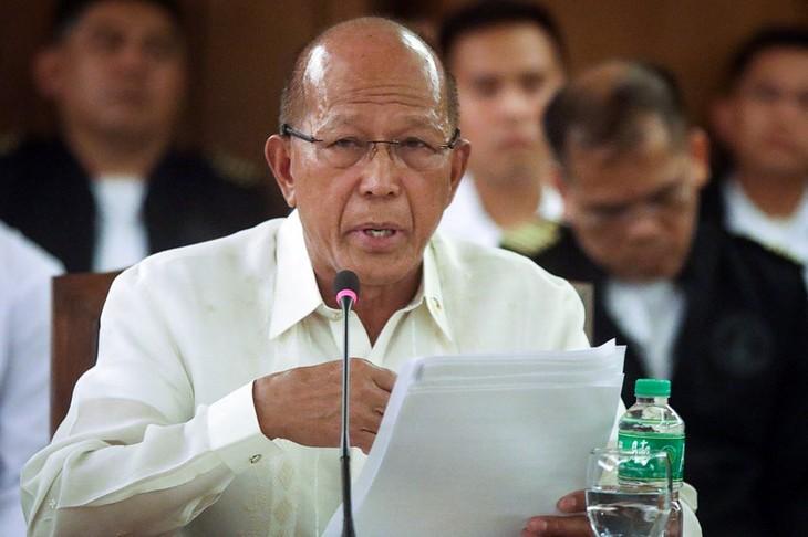 Mer Orientale: les Philippines soutiennent la position de Washington - ảnh 1
