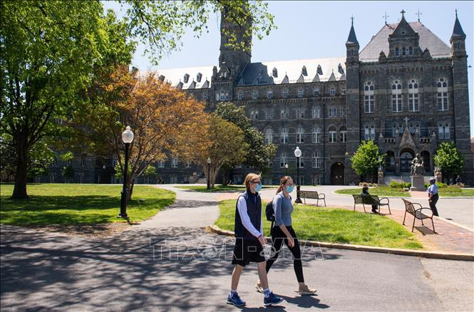 Coronavirus : les États-Unis renoncent à priver de visa des étudiants étrangers  - ảnh 1