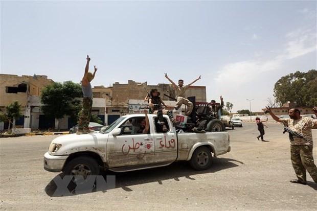 Le Parlement égyptien autorise une éventuelle intervention en Libye - ảnh 1