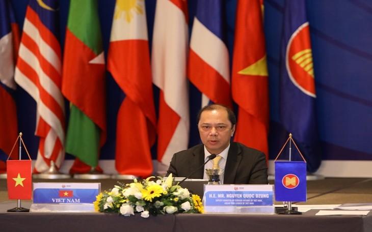Réunion des hauts officiels du Forum régional de l'ASEAN  - ảnh 1