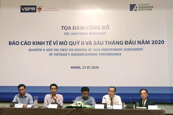 Le VEPR prévoit une croissance au Vietnam de 3,8 % en 2020 - ảnh 1