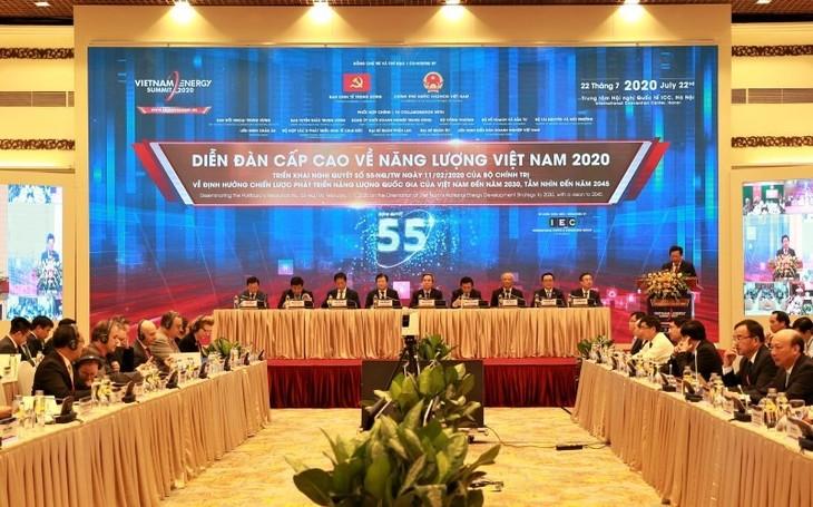 Forum national de l'Énergie 2020 - ảnh 1