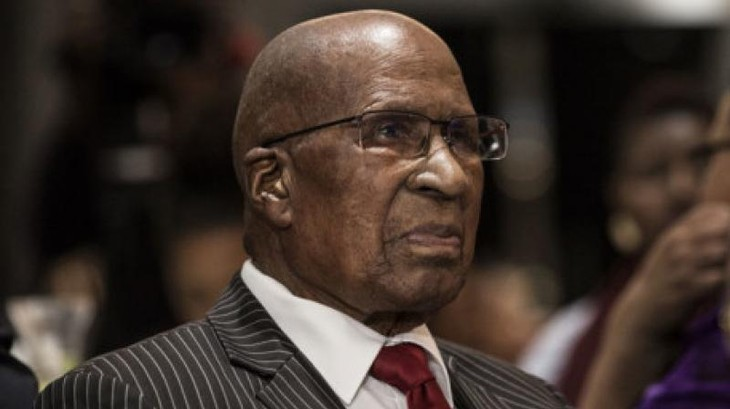 Décès du Sud-Africain Andrew Mlangeni, figure de la lutte contre l'apartheid - ảnh 1