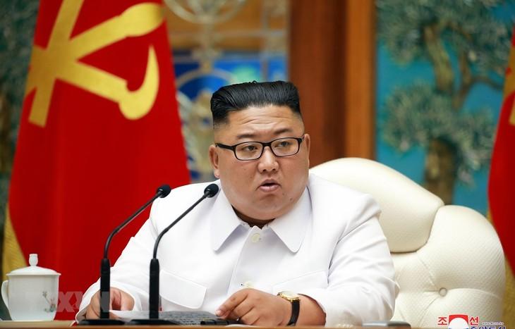 Kim Jong-un: L'arsenal nucléaire garant de la sécurité de la RPDC - ảnh 1