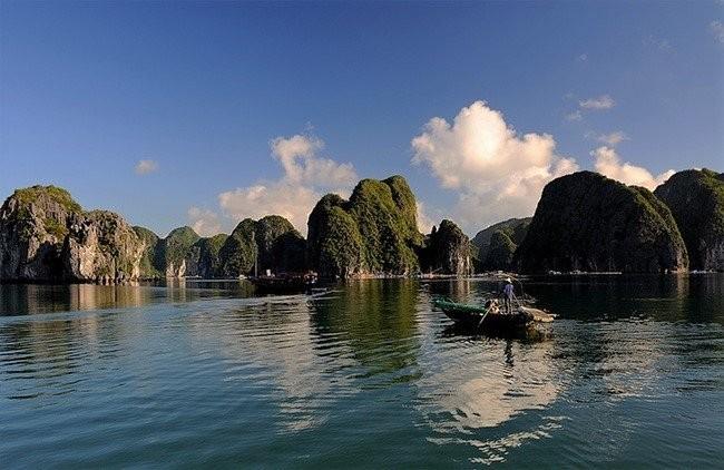 La baie de Lan Ha, un véritable paradis sur terre - ảnh 1