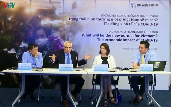 BM: l'économie vietnamienne se redresse en douceur - ảnh 1