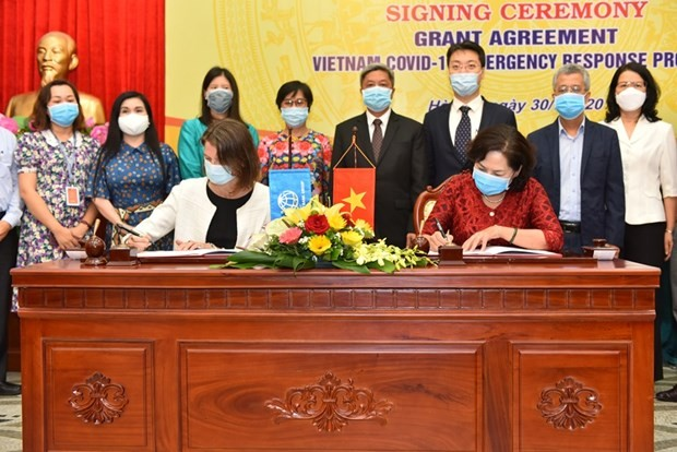 Coronavirus: la BM accorde une aide de 6,2 millions de dollars au Vietnam - ảnh 1