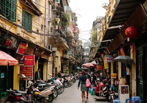 La conservation du vieux quartier, élément phare de la coopération décentralisée franco-vietnamienne - ảnh 1