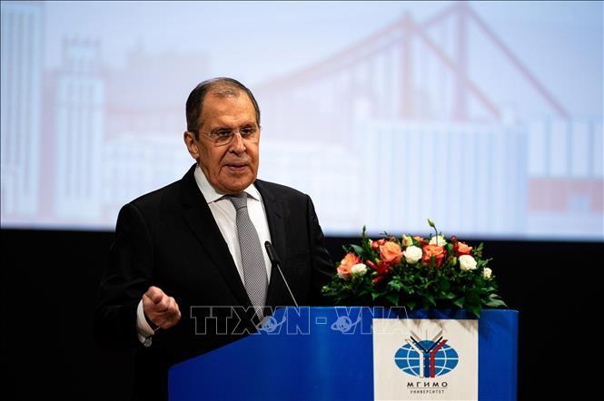 Sergueï Lavrov: La tentative américaine de sanctionner de nouveau l'Iran vouée à l'échec - ảnh 1