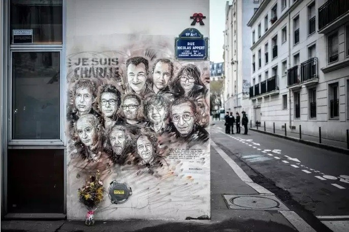 Le procès «Charlie Hebdo», une épreuve aussi pour l'État de droit  - ảnh 1