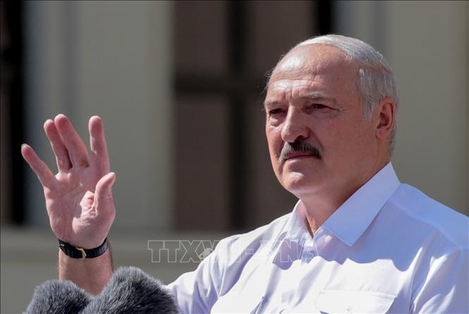 Biélorussie: Loukachenko exclut de démissionner - ảnh 1