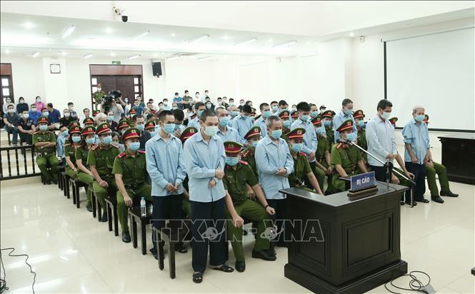 Le verdict du procès de Dông Tâm  - ảnh 1