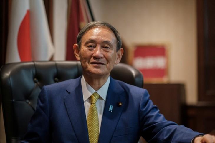 Yoshihide Suga officiellement élu Premier ministre du Japon - ảnh 1