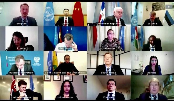 Conseil de sécurité: le Vietnam condamne le terrorisme sous toutes ses formes - ảnh 1