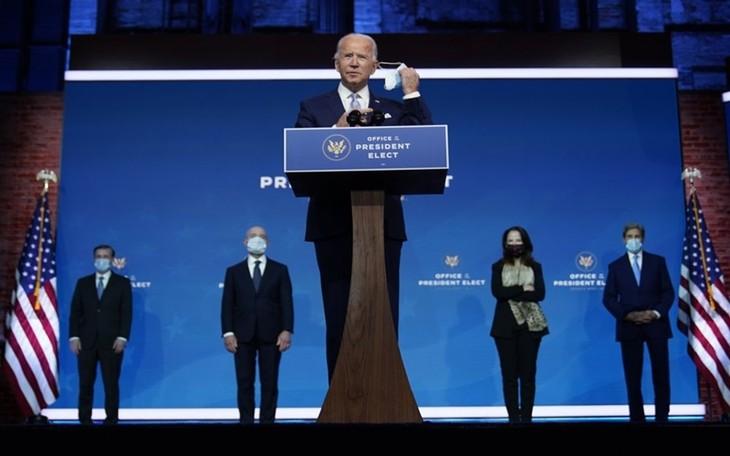 Biden et son équipe de sécurité nationale entendent « guider le monde » - ảnh 1