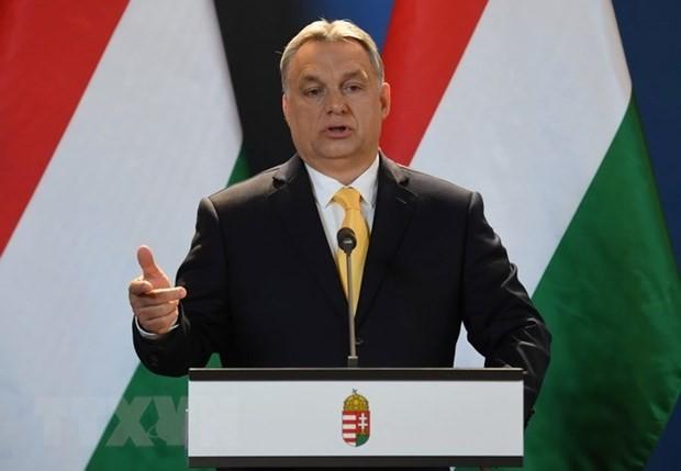 Budget de l'UE: Réunion entre la Hongrie et la Pologne - ảnh 1