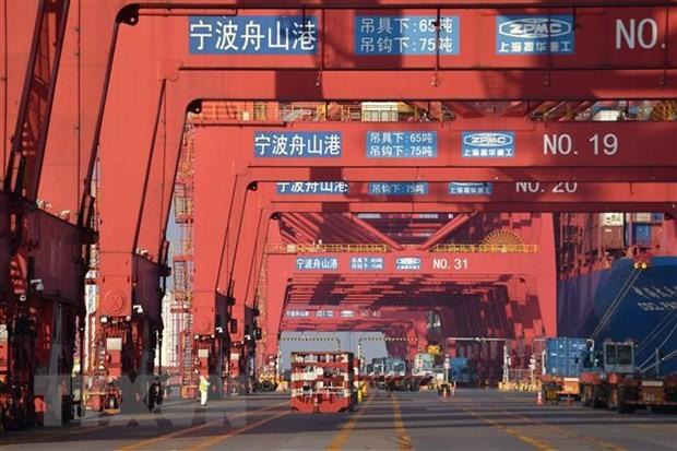 La Chine ratifie l'accord RCEP  - ảnh 1