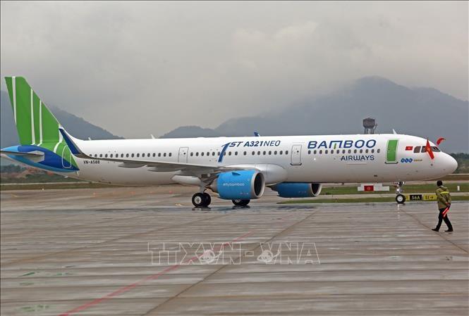 Le taux de ponctualité des compagnies d'aviation atteint près de 96% - ảnh 1