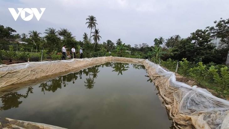 Le Delta du Mékong opte pour un développement adapté au changement climatique - ảnh 2