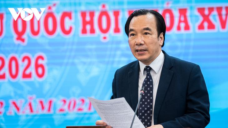Législatives 2021: les Vietnamiens choisissent leurs représentants  - ảnh 2