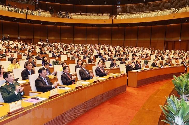 L'Assemblée nationale: bilan de la quatorzième législature - ảnh 2