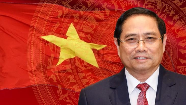 Lettres de félicitations aux nouveaux dirigeants du Vietnam - ảnh 2