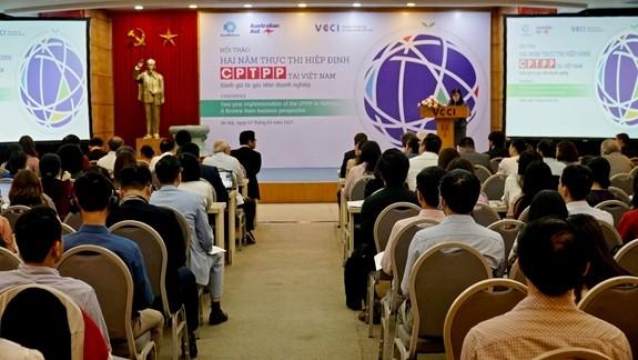 Beaucoup d'entreprises vietnamiennes tirent profit du CPTPP - ảnh 1