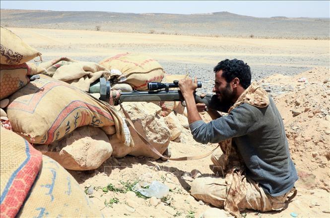 Yémen: des combats font près de 100 morts à Marib - ảnh 1