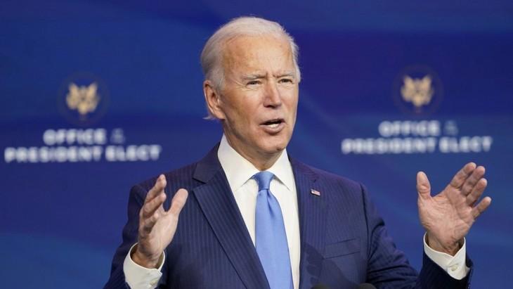 Joe Biden se rendra au Royaume-Uni et à Bruxelles en juin - ảnh 1