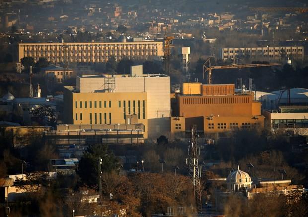 Washington rappelle du personnel de son ambassade à Kaboul - ảnh 1