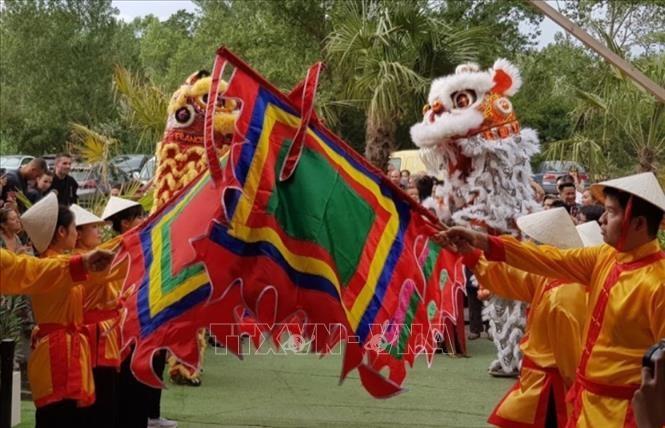 Lancement de la deuxième édition du festival du Vietnam en France - ảnh 1