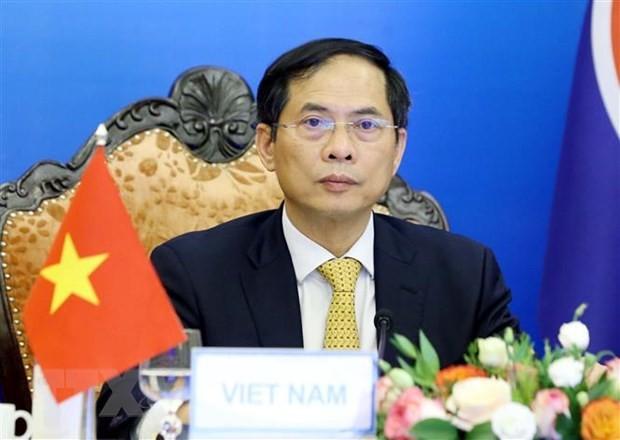ASEAN – Australie: promouvoir la coopération dans les secteurs prioritaires - ảnh 1