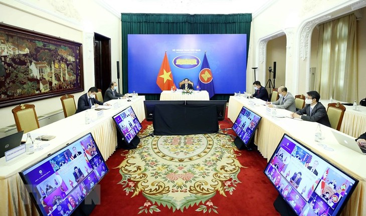 Conférence des ministres des Affaires étrangères ASEAN-États-Unis - ảnh 1