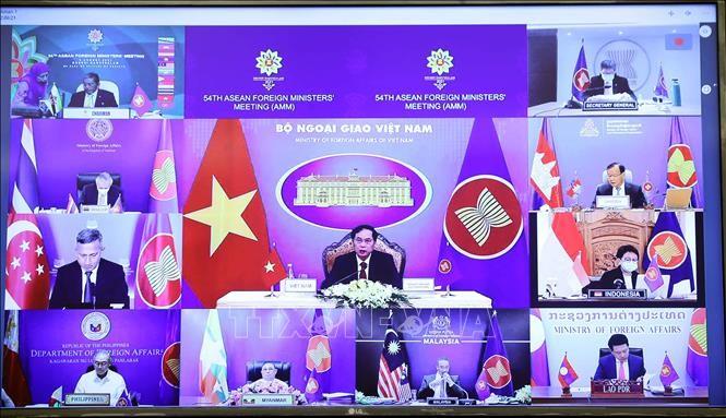 Mer Orientale: l'ASEAN défend une approche pacifique  - ảnh 1
