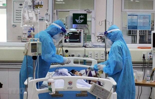 Covid-19: Le Vietnam et la France effectuent les essais cliniques de XAV-19 - ảnh 1