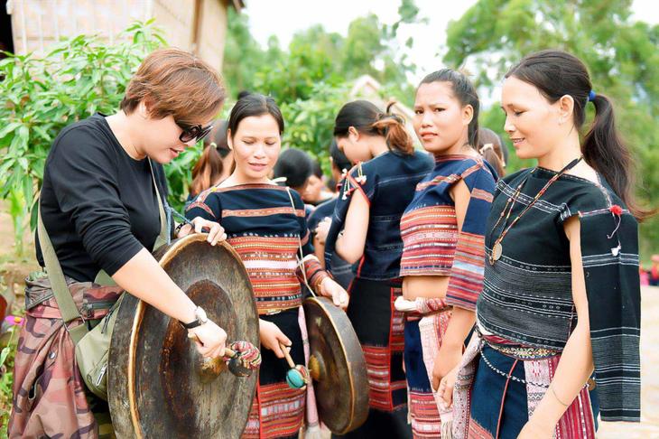 Le tourisme communautaire à Kbang - ảnh 1