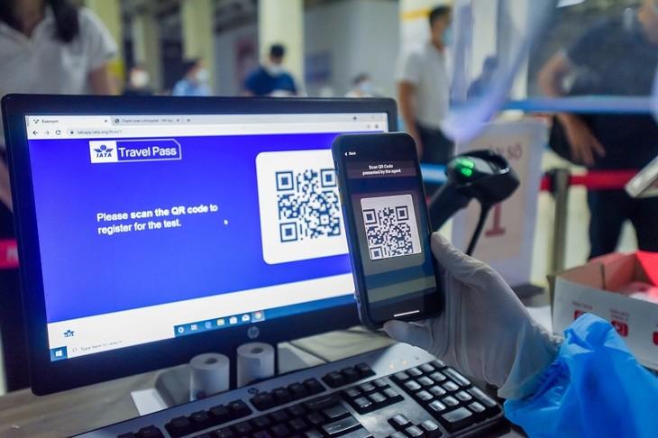 Le Vietnam appliquera le passeport sanitaire numérique - ảnh 1