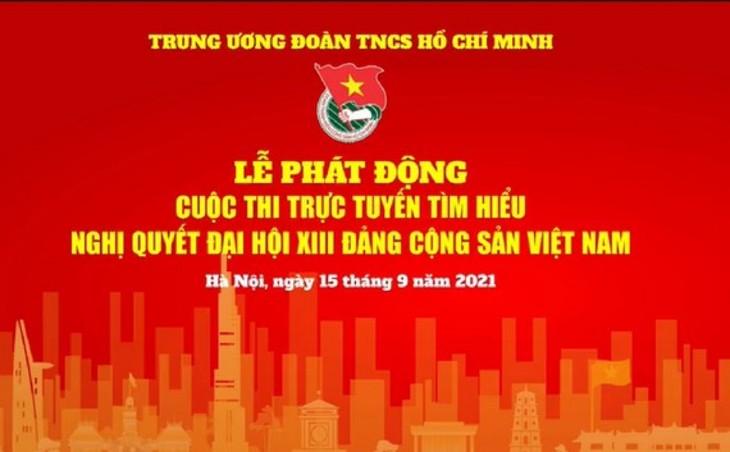 Concours sur la résolution du 13e congrès national du Parti communiste vietnamien - ảnh 1
