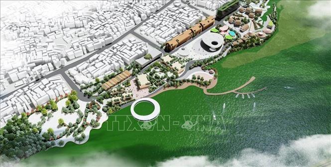 Architecture : 18 espaces créatifs bientôt construits à Hanoï  - ảnh 1