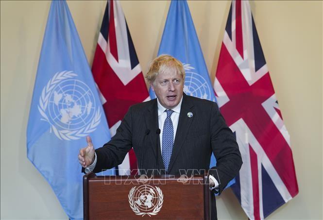 La COP26 sera «un tournant pour l'humanité», insiste Boris Johnson à l'ONU - ảnh 1