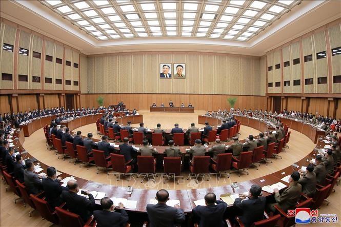 L'Assemblée populaire suprême nord-coréenne se réunit - ảnh 1