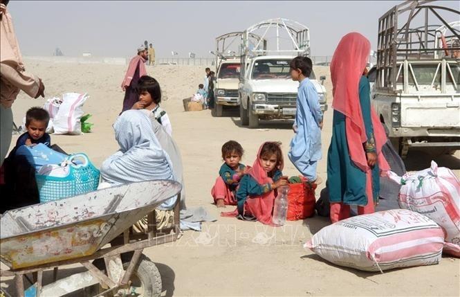 L'Afghanistan en proie à la pire catastrophe humanitaire - ảnh 1