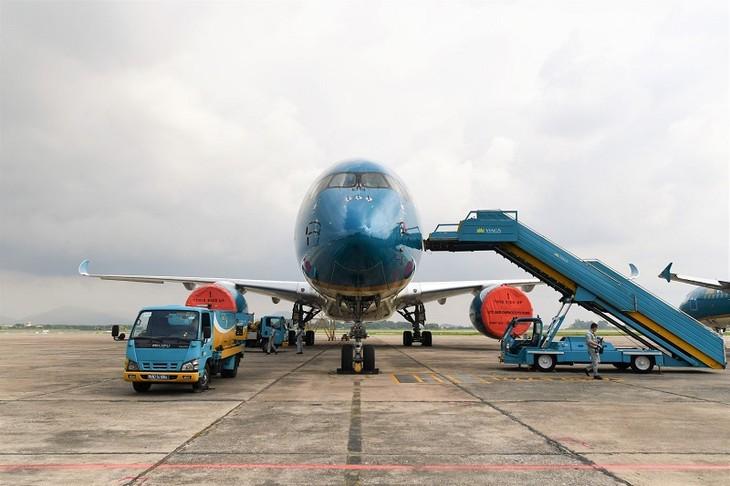 Vietnam Airlines prévoit de rétablir des vols domestiques à partir du 10 octobre - ảnh 1