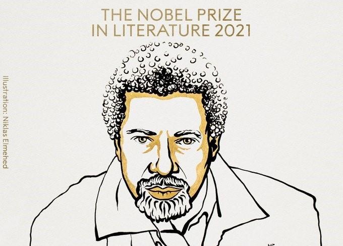 Abdulrazak Gurnah, lauréat du prix Nobel de littérature 2021 - ảnh 1