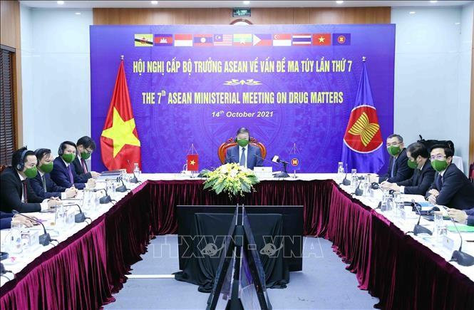 Criminalité liée à la drogue: le Vietnam partisan de l'intransigeance - ảnh 1