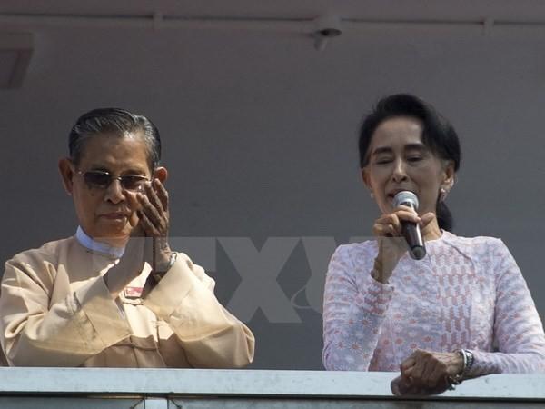 Правительство Мьянмы обязалось сохранить мир и стабильность после парламентских выборов  - ảnh 1